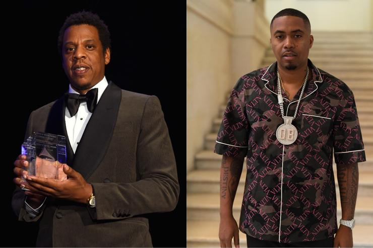 Nas & Jay Z Have 9 Figure Investments